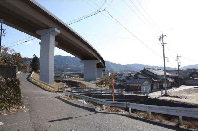 001 茄子川地区(中仙道と坂本川交差付近)